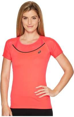 Asics Elite Short Sleeve Tee Women's T Shirt