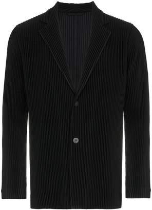 Issey Miyake Homme Plissé blazer jacket