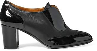 Ralph Lauren Loela Patent-Calfskin Boot