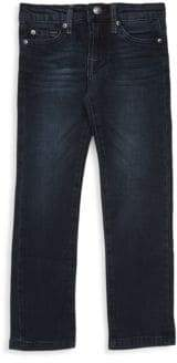 7 For All Mankind Little Boy's Straight Leg Jeans