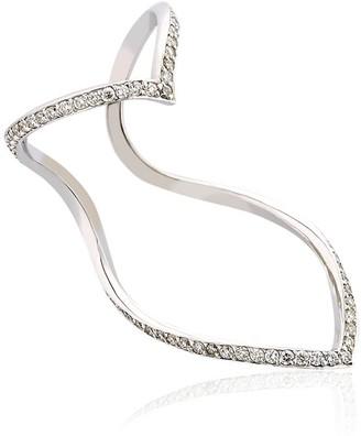 Seeme Wrap Heart Ring