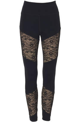 Giambattista Valli Lace Leggings