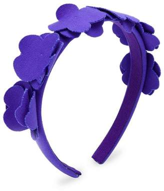 Il Gufo floral hairband