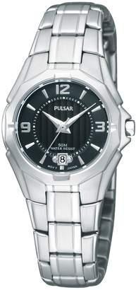 Pulsar Women's PXT795 Dress Sport Dial Watch