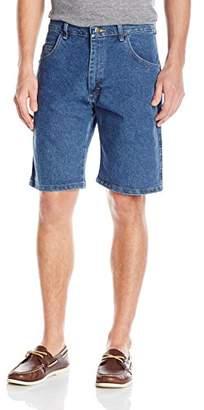 Wrangler Men's Big Rugged Wear Relaxed Fit Short