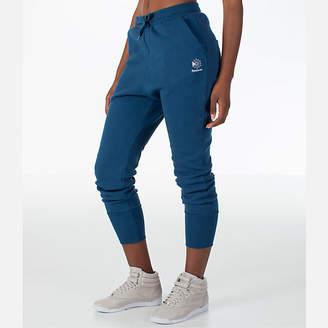 Reebok Women's Classics Casual Jogger Sweatpants