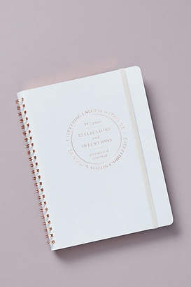 Anthropologie Riley Reflections + Intentions Journal