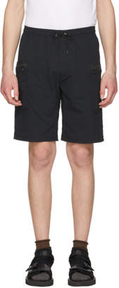Nanamica Black Alphadry Easy Shorts