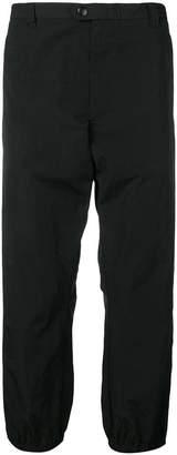 Prada straight-leg trousers