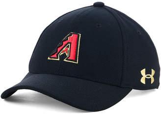 Under Armour Boys' Arizona Diamondbacks Adjustable Blitzing Cap