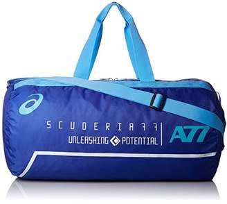 Asics (アシックス) - [アシックス] スポーツバッグ A77 DRUMBAG EBA636 4542ブルー/ターコイズ