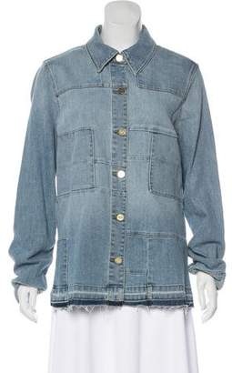 Frame Button-Up Jacket w/ Tags