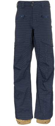 Burton Ak yurt stripe Gore-Tex trousers