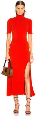 A.L.C. (エーエルシー) - A.L.C. Caplan Dress in Tangerine | FWRD
