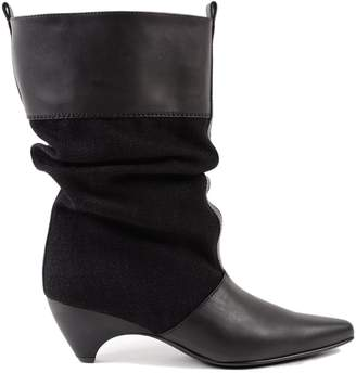 Stella McCartney Plastic Tunit Sole Boots