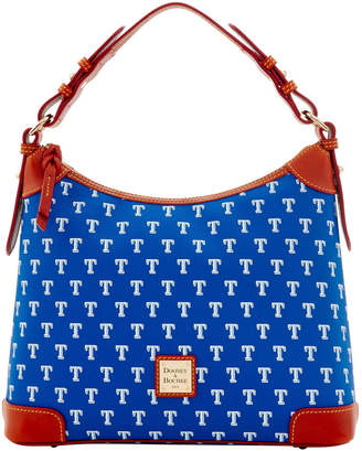 Dooney & Bourke MLB Rangers Hobo