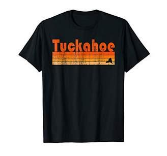 Retro 80s Style Tuckahoe NY T-Shirt