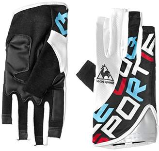 Le Coq Sportif (ル コック スポルティフ) - (ルコックスポルティフ)le coq sportif サイクリング サイクリンググロ-ブ QCCLGD01 [レディース] QCCLGD01 BLK S