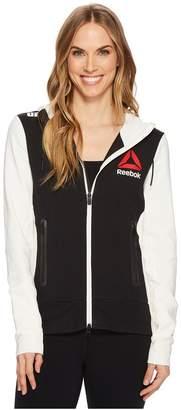 Reebok Blank Walkout Hoodie Women's Sweatshirt
