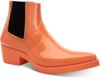 Calvin Klein Jeans Men's Cole Western Chelsea Boots Men's Shoes