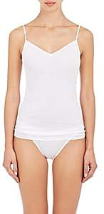 Hanro Women's Cotton Seamless Camisole - White