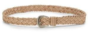 Fashion Focus Braided Leather Belts