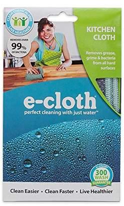 E-cloth Kitchen Cloth with Non-Scratch Scrubbing Corner - Brilliant for Cleaning Countertops & Kitchen Surfaces