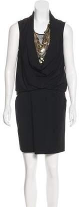 Givenchy Embellished Blouson Dress