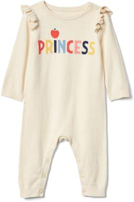 Gap babyGap | Disney Baby Snow White and the Seven Dwarfs sweater one-piece