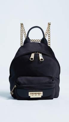 Zac Posen Eartha Iconic Micro Chain Backpack