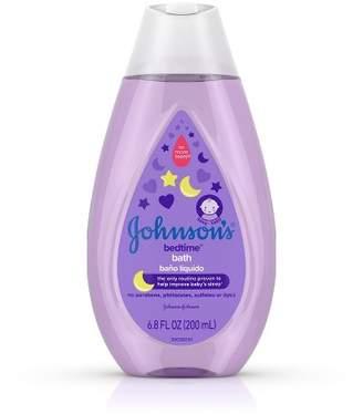 Johnson Johnson's Baby Bath Wash -6.8oz