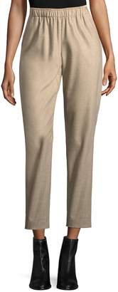 Lafayette 148 New York Women's Track Pocket Piping Pants