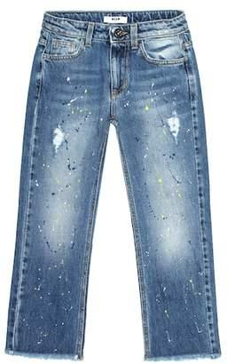 c3238464e849 MSGM Blue Kids  Clothes - ShopStyle