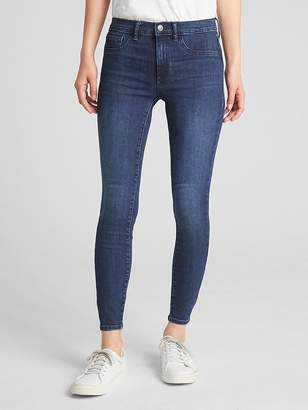 Gap Mid Rise Favorite Ankle Jeggings