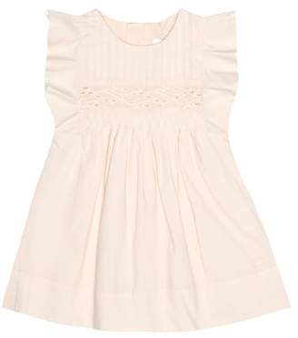 Chloé Kids Cotton dress