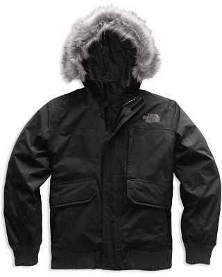 The North Face Boys' Gotham Down Jacket with Faux-Fur Trim - Little Kid, Big Kid