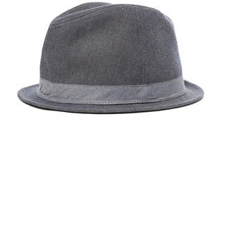 Rag & Bone Chambray Fedora