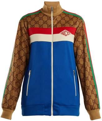 Gucci Logo-print track jacket