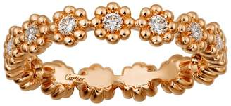 Cartier Pink Gold Cactus de Wedding Band