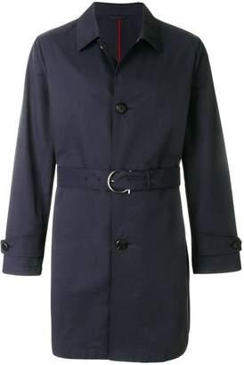 Salvatore Ferragamo single-breasted coat