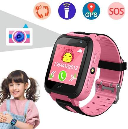 LESHP Kids Smart Watches with Free SIM Card- 1.44