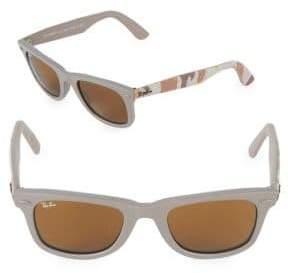 Ray-Ban 47MM Classic Wayfarer Sunglasses