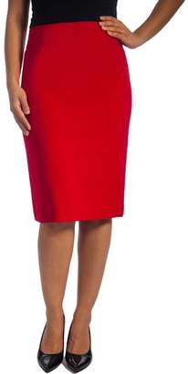George Women's Classic Career Suiting Pencil Skirt
