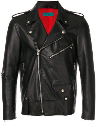 Paura classic biker jacket