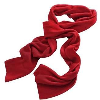 """Unique Bargains A418-D27 Unisex Red Stylish Simple Design 81.9""""x 11.8"""" Rectangle Shape Scarf Neckerchief F"""