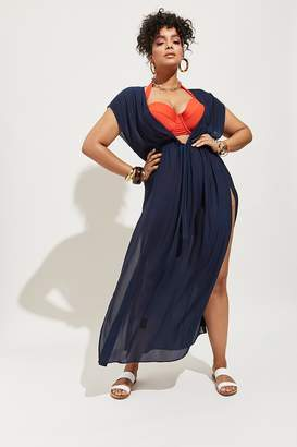 Forever 21 Plus Size Swim Cover-Up Dress