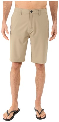"Quiksilver Every Solid Amphibian 21"" Walkshorts $49.50 thestylecure.com"