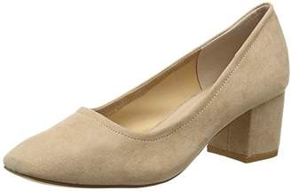 Dorothy Perkins Daffodil Block Ballerina, Women's Closed-Toe Pumps & Heels,(37 EU)