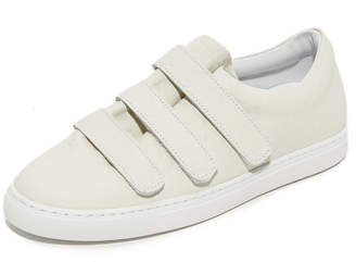 IRO Scratchy Sneakers $445 thestylecure.com