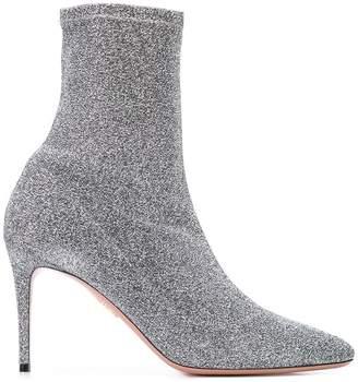 Aquazzura Eclair boots